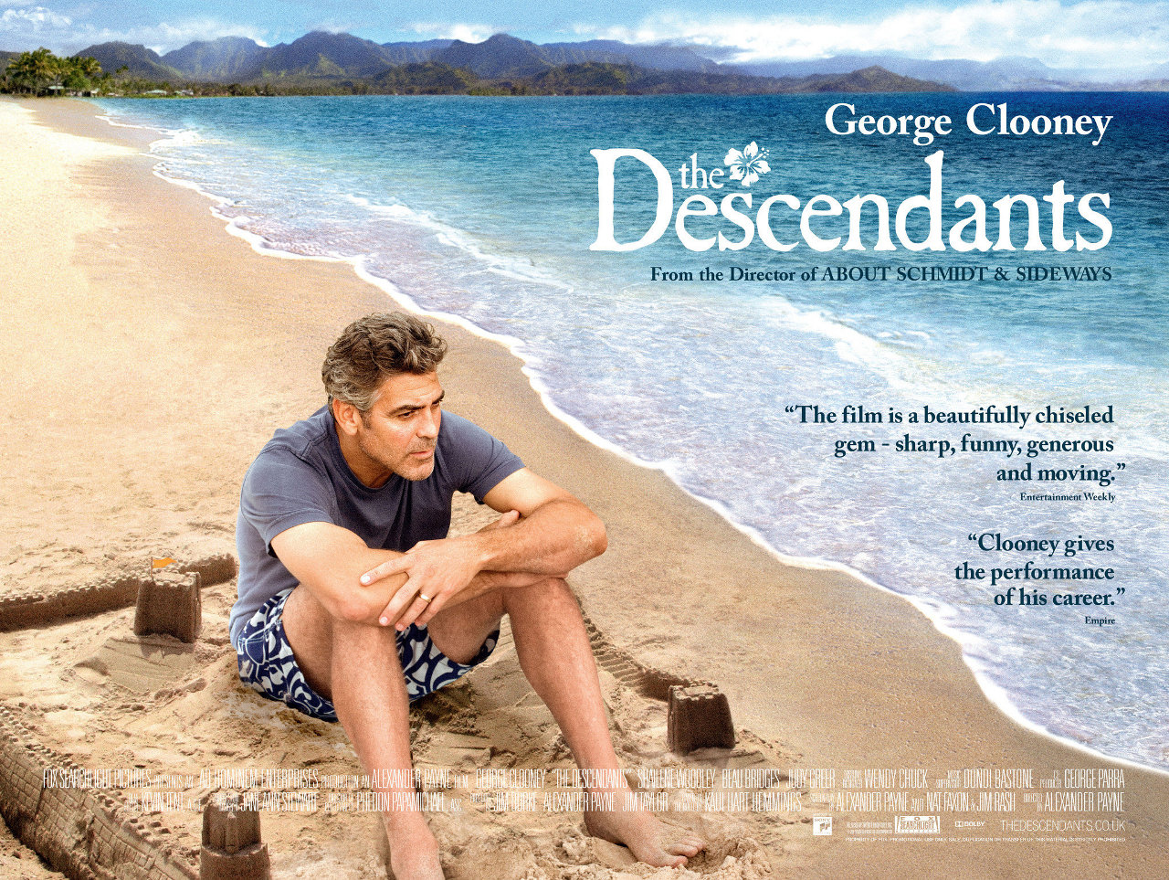 CINESPERA AWARDS 2011 Ganadora = The Descendant