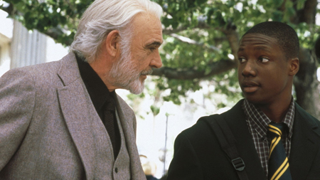 finding forrester character analysis